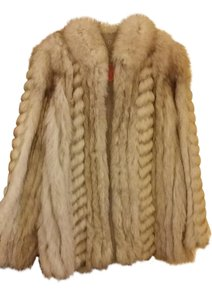 Saga Furs Classic Fox Fur Coat