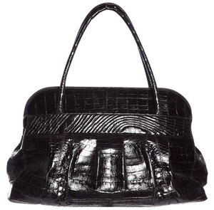 Nancy Gonzalez Satchel in Black