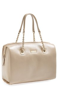 Kate Spade Chain Boston Gold Shoulder Bag