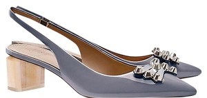 Tory Burch Slingback Pearl gray Pumps