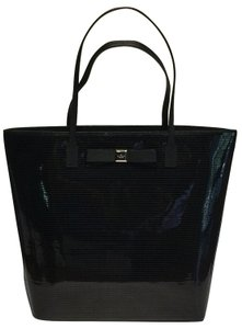 Kate Spade Bon Shopper Tote in Black