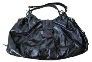 Guess By Marciano Chain Hobo Rock Shoulder Bag