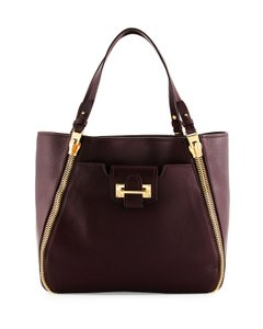 Tom Ford Tote in Wine (Burgundy)