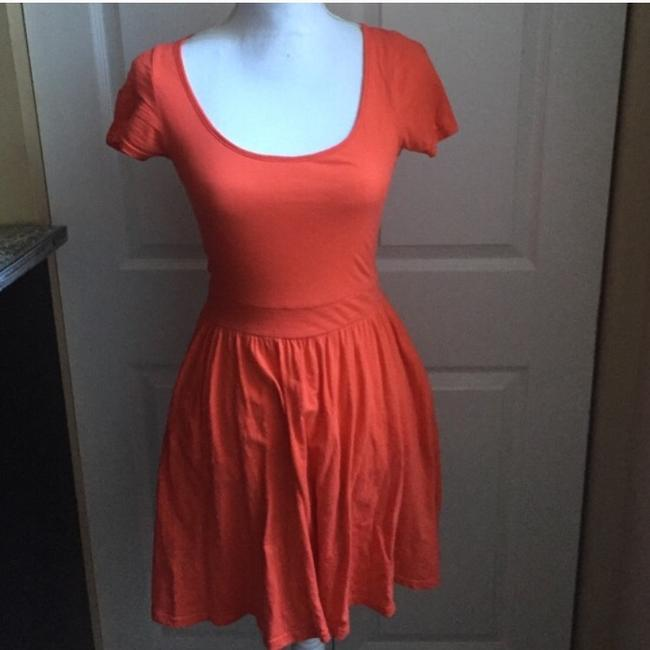 ASOS short dress Orange on Tradesy