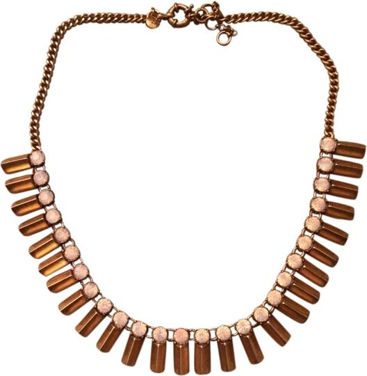 Preload https://img-static.tradesy.com/item/1965087/jcrew-j-crew-gold-and-pink-statement-necklace-1965087-0-0-540-540.jpg