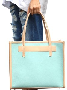 Graf & Lantz Tote in Blue
