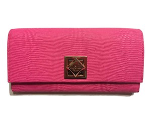 Kate Spade Marble Hill Cyndy Pink Clutch