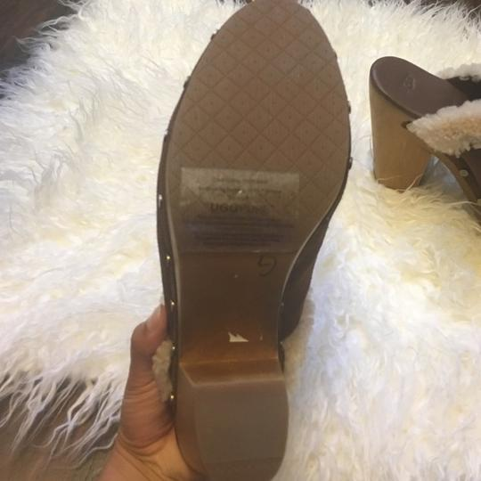 UGG Australia brown Mules
