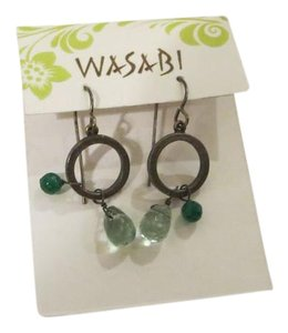 Wasabi Silver Wasabi Earrings