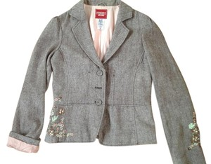 Guess brown with blush pink Blazer