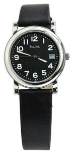Bulova * Bulova Unisex Leather Watch