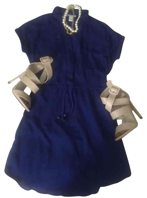 Preload https://item2.tradesy.com/images/charlotte-russe-blue-above-knee-short-casual-dress-size-4-s-19651551-0-1.jpg?width=400&height=650