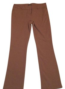Express Boot Cut Pants Camel