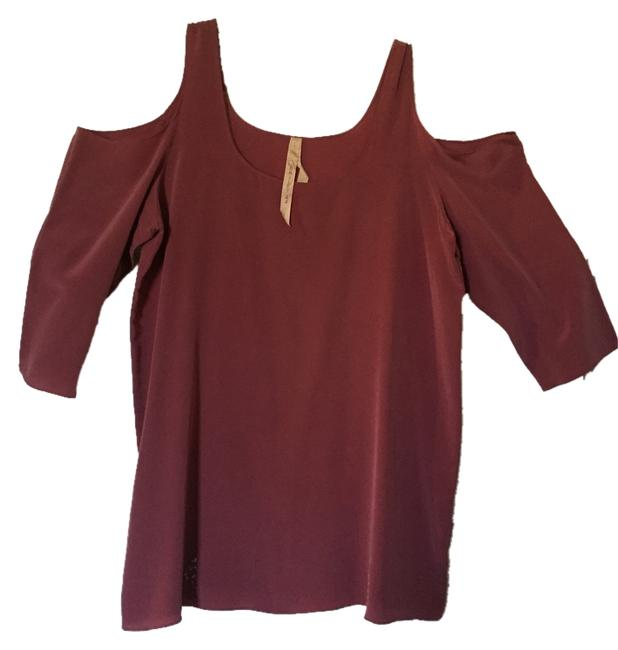 Bailey 44 Top Red/Maroon/Rust