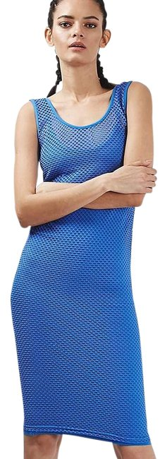Preload https://item2.tradesy.com/images/topshop-blue-mesh-insert-midi-mid-length-night-out-dress-size-6-s-19651626-0-1.jpg?width=400&height=650