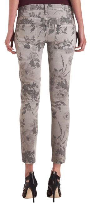 Preload https://item3.tradesy.com/images/currentelliott-currentelliott-the-stiletto-gray-floral-capricropped-jeans-size-26-2-xs-19651627-0-1.jpg?width=400&height=650