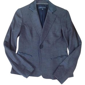 Anne Klein black gray Blazer