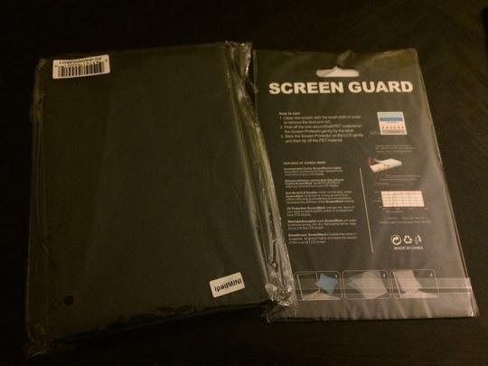 Other NEW ipad mini screen protector and cover