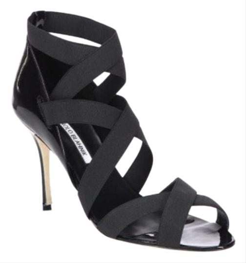 Preload https://img-static.tradesy.com/item/19652009/manolo-blahnik-black-platee-elastic-strappy-sandal-pumps-size-us-65-regular-m-b-0-2-540-540.jpg