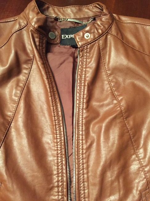Express Brown Jacket