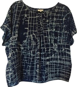 Joie Top Dark Blue