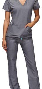FIGS Cargo Pants Graphite