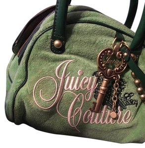 Juicy Couture Tote in Green