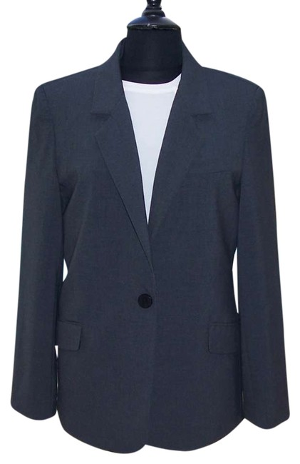 Preload https://img-static.tradesy.com/item/196523/kenneth-cole-charcoal-new-career-blazer-size-10-m-0-1-650-650.jpg