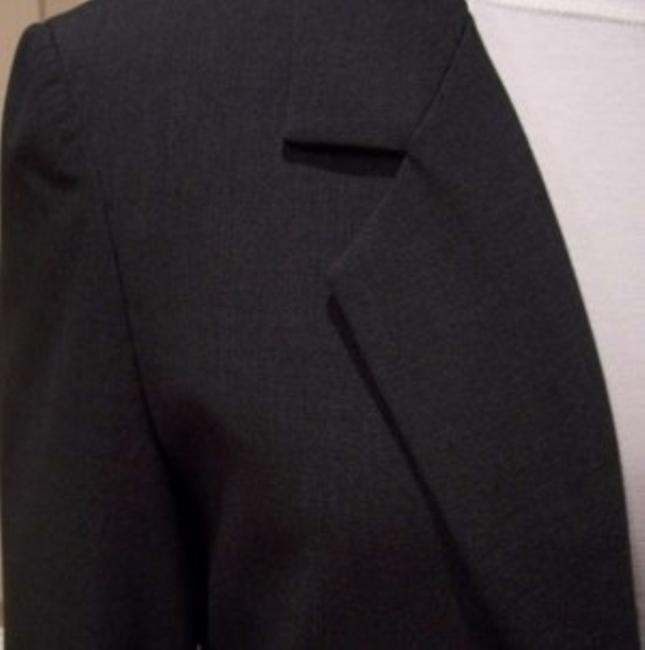 Kenneth Cole Charcoal Blazer Image 5