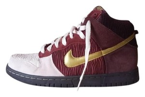Nike Sneakers Blazer Urban Wine, pink, gold Athletic