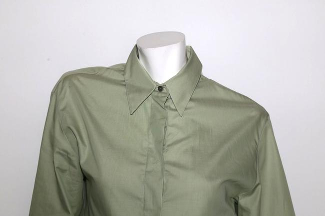 Chanel Top Green