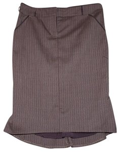 BCBGMAXAZRIA Mini Skirt brown