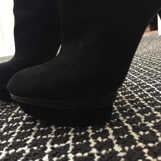 B Brian Atwood Black Boots