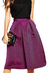 Ted Baker Holiday Skirt Magenta Grape