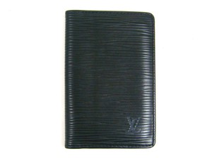 Louis Vuitton Slim Bifold Pocket Organizer Credit Card Wallet w/ Box