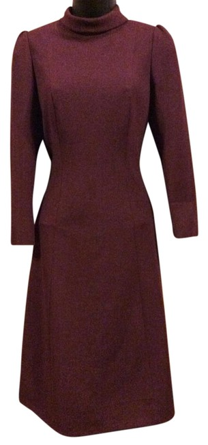 Preload https://item1.tradesy.com/images/burgundy-a-line-knee-length-casual-maxi-dress-size-8-m-19652565-0-1.jpg?width=400&height=650