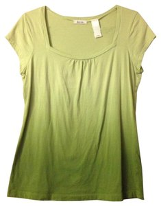 Liz & Co. Top Green