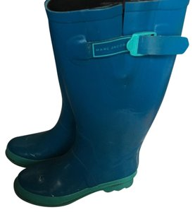 Marc Jacobs Blue Boots
