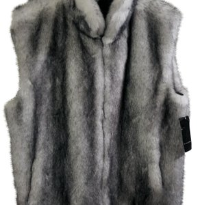 Gallery Fur Faux Fur Vest
