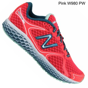 New Balance Running Sneakers Pink Athletic