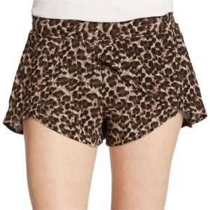 Free People Mini/Short Shorts Cheetah