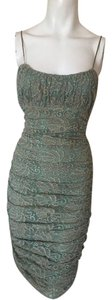 BETSEY JOHNSON Designer Dress Size 6 Small S 4 8 Sundress Formal Lace Dress