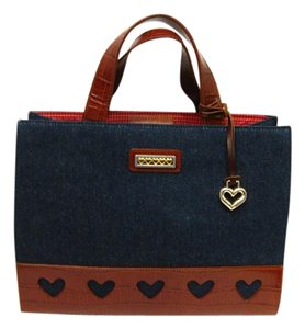 Brighton Tote in blue