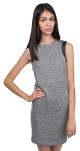 Greylin Leather Cut Out Women's Dress