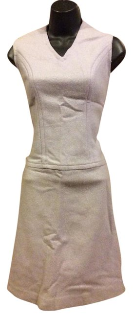 Preload https://img-static.tradesy.com/item/19652965/lavender-wool-a-line-knee-length-workoffice-dress-size-6-s-0-1-650-650.jpg