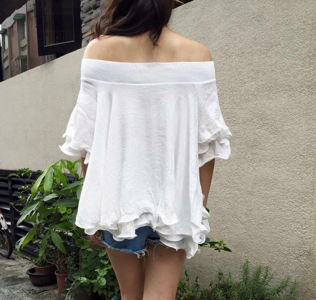 Hannashop Top White