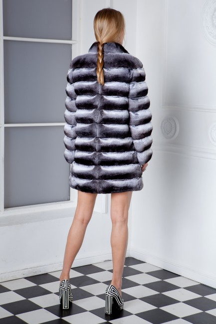 ellena deluna Fur Coat