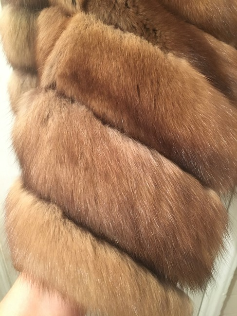Russian sable Fur Coat