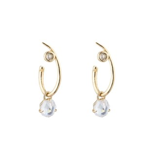 Alexis Bittar Liquid Spike Crystal Drop Earring