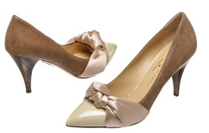 Charlotte Olympia Brown Pumps
